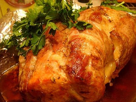 Рецепт свинины тушеной с медом и соевым соусом