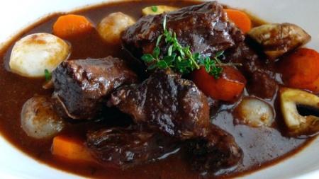Рецепт говядины Бургиньон