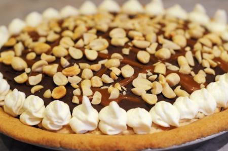 Рецепт торта с арахисовым маслом