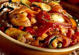 Рецепт мясного рагу с фасолью