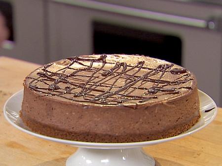 Рецепт шоколадного чизкейка «эспрессо»