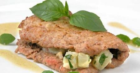 Рецепт фаршированного бифштекса рубленного