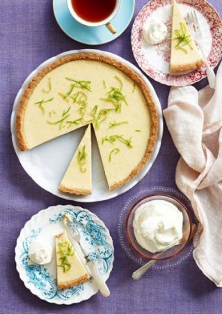 Рецепт пирога из лайма