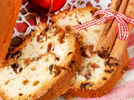 Рецепт карамельного кекса