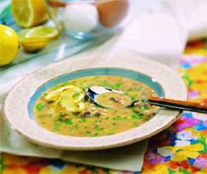 Рецепт магирицы, греческого пасхального супа