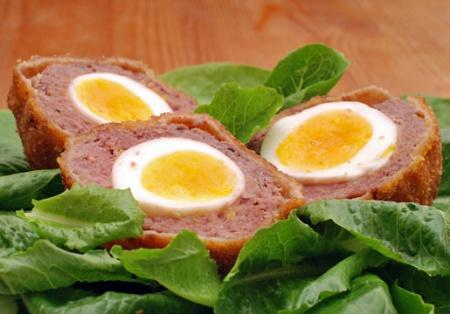 Рецепт яиц по-шотландски