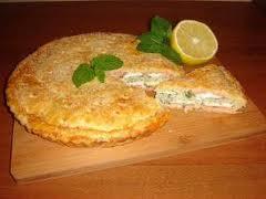 Рецепт пирога с красной рыбой
