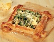 Рецепт зимнего овощного пирога
