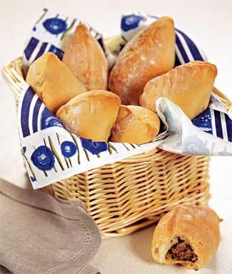 Рецепт пирожков с бараниной
