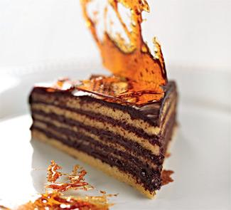 Рецепт торта «Добош»