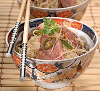 Рецепт утиной грудки в азиатском стиле
