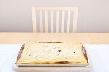 Рецепт финского творожного пирога