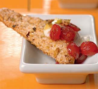 Рецепт фисташковых хрустиков с виноградным вареньем