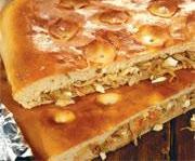 Рецепт пирога с кислой капустой