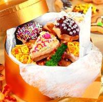 Рецепт детского творожного печенья