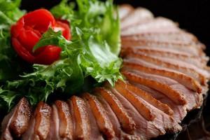 Рецепт - Новогодняя копченая утка по-китайски