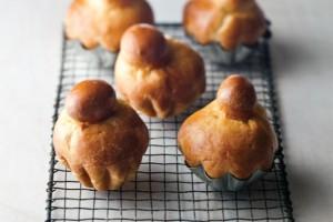 Рецепт - Французские булочки