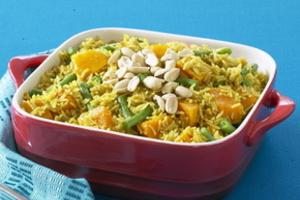 Рецепт - Ароматный рис «Пилау»