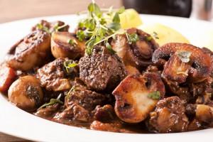 Рецепт - Вкусный ужин на 14 февраля