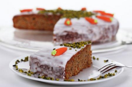 Рецепт - Морковный торт на 14 февраля