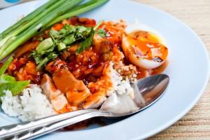 Рецепт - Свинина в кисло-сладком соусе на 14 февраля