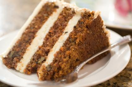 Рецепт приготовления морковного пирога на 14 февраля