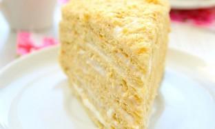 """Рецепт торта """"Рыжик"""" на 8 марта"""