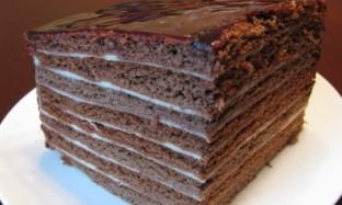 Рецепт вкуснейшего торта на 8 марта