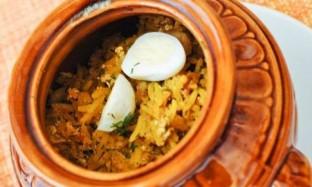 """Индийский плов с овощами """"Сабзи Бирияни"""" на 8 марта"""