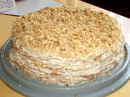 "Торт ""Наполеон"" на 8 марта"