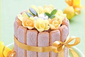 Вкусный торт на Пасху