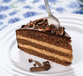 Ароматный торт Прага на Пасху