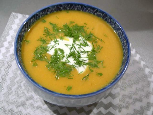 рецепт супа пюре из лука