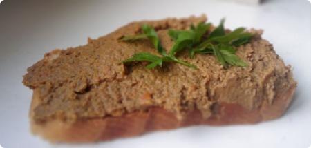 Печеночный паштет: рецепт и общие принципы приготовления. Как самостоятельно приготовить паштет из печенки – отличный рецепт.