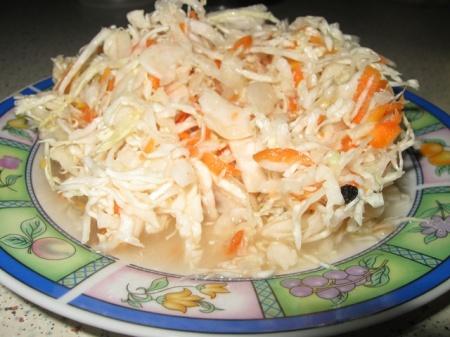 Квашеная капуста. Рецепты приготовления вкусной, хрустящей квашеной капусты.