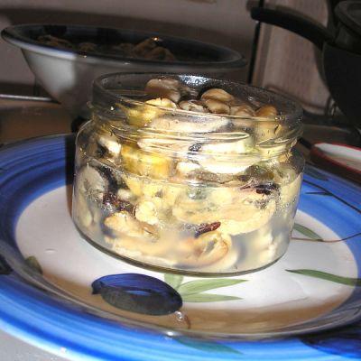 Рецепт маринованных мидий в домашних условиях