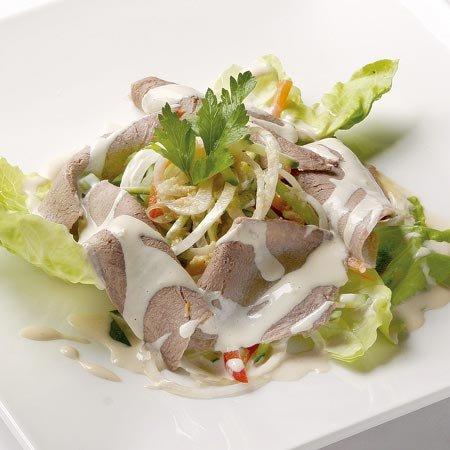 салат из свиного языка рецепт