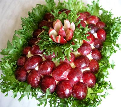 вкусные и дешевые салаты