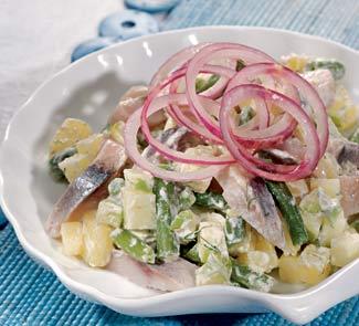 Блюда из зеленой фасоли