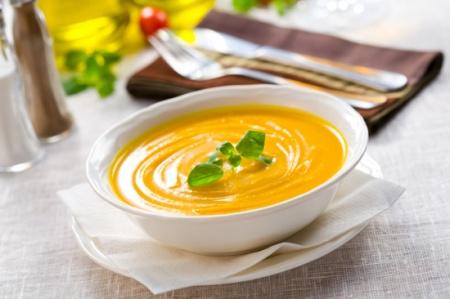 Суп пюре из тыквы от Юлии Высоцкой. Рецепт тыквенного супа-пюре от Юлии Высоцкой