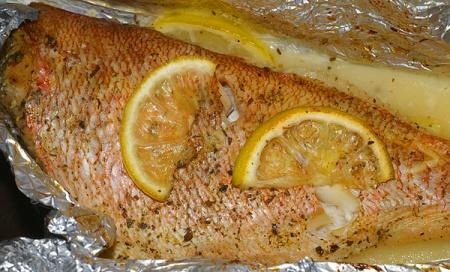 Приготовление морского окуня. Рецепты из морского окуня
