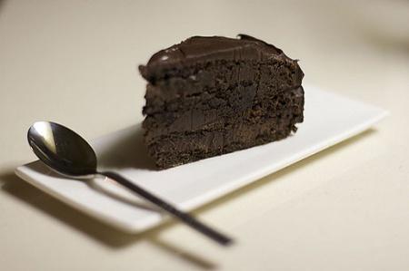 Шоколадный торт без муки – вкусное и нежное лакомство. Рецепт на 8 марта.