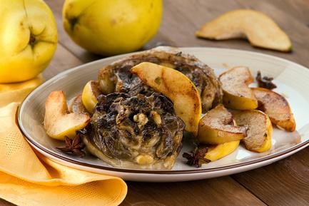 Баранина с айвой – нежнейшее, ароматное горячее блюдо для праздничного стола. Рецепт на 8 марта.