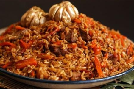 Узбекский плов из говядины. Рецепт вкусного, сытного и колоритного восточного блюда.