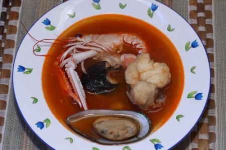 Рецепт супа Буйабес. Как приготовить французский, традиционный суп Буйабес?