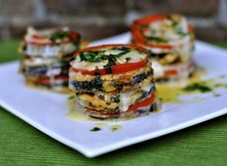 Лучшие закуски из баклажанов. Рецепты с фото баклажанов с чесноком