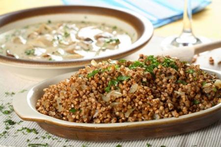 Какую кашу приготовить в тыкве? Рецепт рассыпчатой гречневой каши для тыквы