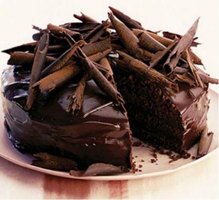 Торт шоколадный. Рецепт с фото воздушного шоколадного торта