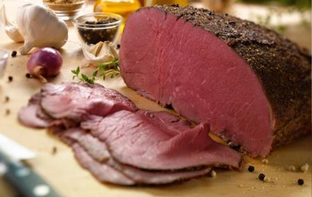 Ростбиф из говядины. Рецепт праздничного ростбифа из говядины