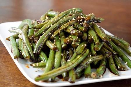 Рецепты блюд из спаржевой фасоли